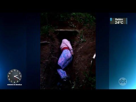 Vídeo gravado por criminosos mostra jovem de 18 anos sendo executada | SBT Notícias (18/05/18)