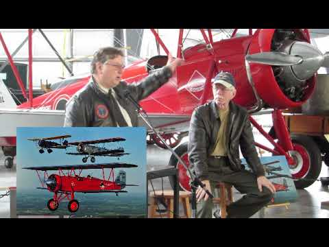 Flying the Historic Airmail Route Talk at WAAAM