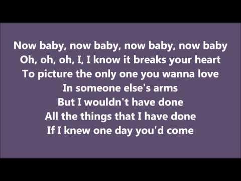Bruno Mars - If i knew *lyrics*