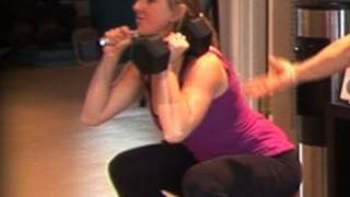 Give Yourself a Butt Lift - Lower Body Exercise: Diet.com Video