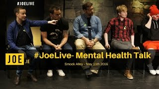 Joe Live Mental Health - Time For Action