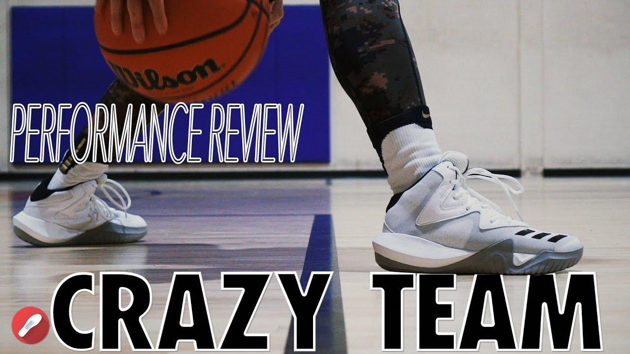 899e8944deb Adidas Crazy Team 2017 Performance Review! - YouTube