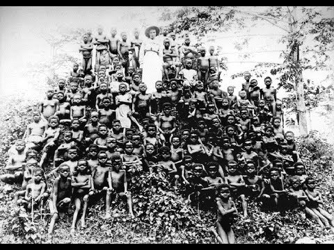 The Congo Murderer King Leopold II