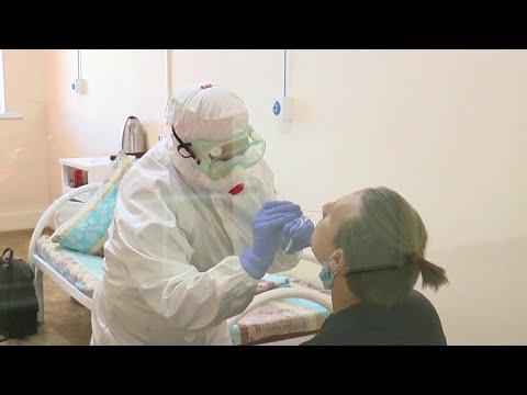 В России за сутки выявлено 5195 новых случаев заражения коронавирусом.