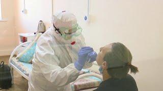 В России за сутки выявлено 5195 новых случаев заражения коронавирусом