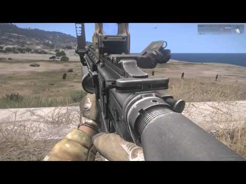 Мод оружия KA Weapons Pack