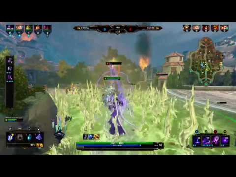Nox Mid: SANDS OF TIME IS PRETTY NUTS! Smite Season 4 Gameplay
