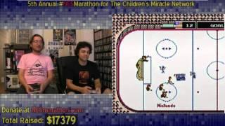 Ice Hockey Carnage - Classic 5th NES Marathon Moment