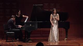 Oh, never sing to me again!   Sergei Rachmaninoff, Liya Khaimova Soprano