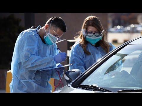 WATCH: World Health Organization Holds Briefing On COVID-19 Spread