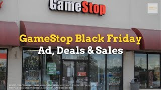 Gamestop Black Friday 2018 - Gamestop Black Friday Ad, Deals & Sales