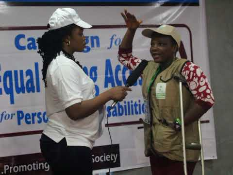 EVA4PWDS ANAMBRA GOVERNORSHIP ELECTION OBSERVER 2017