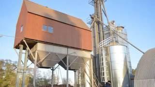 Зерносушилки на дровах Kepler Weber в Украине(, 2016-06-24T08:31:06.000Z)