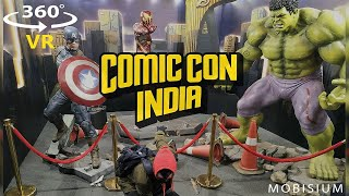 360 VR Comic Con 2018 | Mumbai