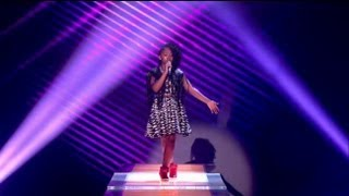 Asanda Jezile's if i were a boy lyrics | Britain's got talent 2013 final