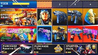 the New UPDATE 1.13 COMPLETE.. 😱 (Black Ops 4 New DLC Weapons, Camos and Supply Drops)