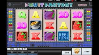 The Fruit Factory™ - Onlinecasinos.Best