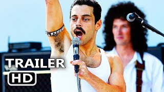 BOHEMIAN RHAPSODY Official Trailer TEASER (2018) Rami Malek, Freddie Mercury, Queen Movie HD
