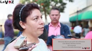 """Abusos por parte de la directora de la Primaria """"Francisco González Bocanegra"""" turno vespertino"""
