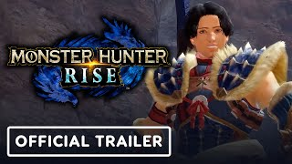 Monster Hunter Rise - Official Hibasa DLC Voice Trailer