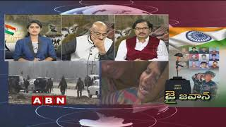ABN Special Discussion Over Pulwama Assault at Jammu & Kashmir | Part - 2 | ABN Telugu