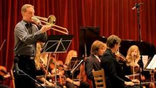 J.G. Albrechtsberger: Concerto for alto trombone (Kurt Neubauer & String Orchestra Jesenik)