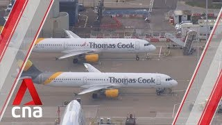 Observer on impact of Thomas Cook's collapse