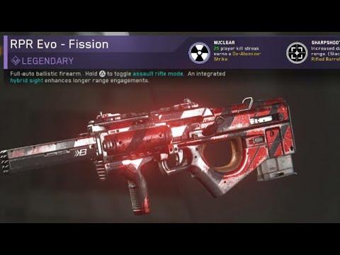 RPR EVO - Fission De-Atomizer Strike 0:00:0