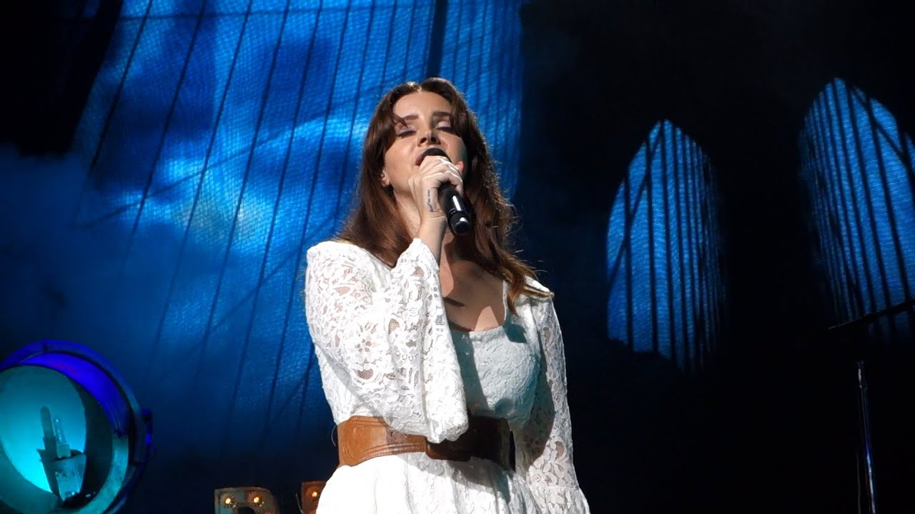Download Lana Del Rey (Live) - Brooklyn Baby (Endless Summer Tour) - Xfinity Center