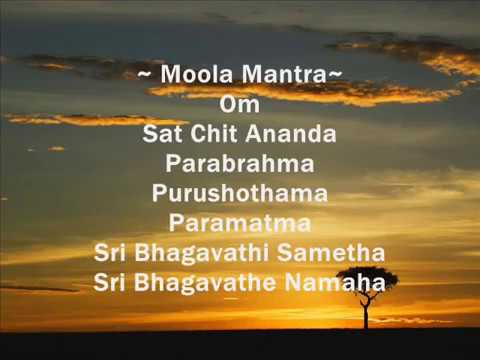 ~ ♥ Moola Mantra ♥ ~ - Extremely Powerful Mantra