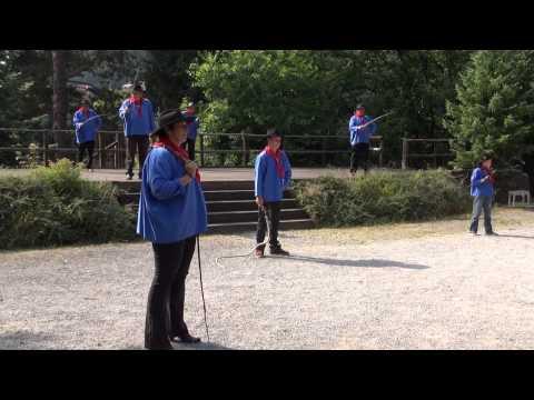 Altenbrak Waldbüne Lustige Musikanten aus dem Harz 27.07.13