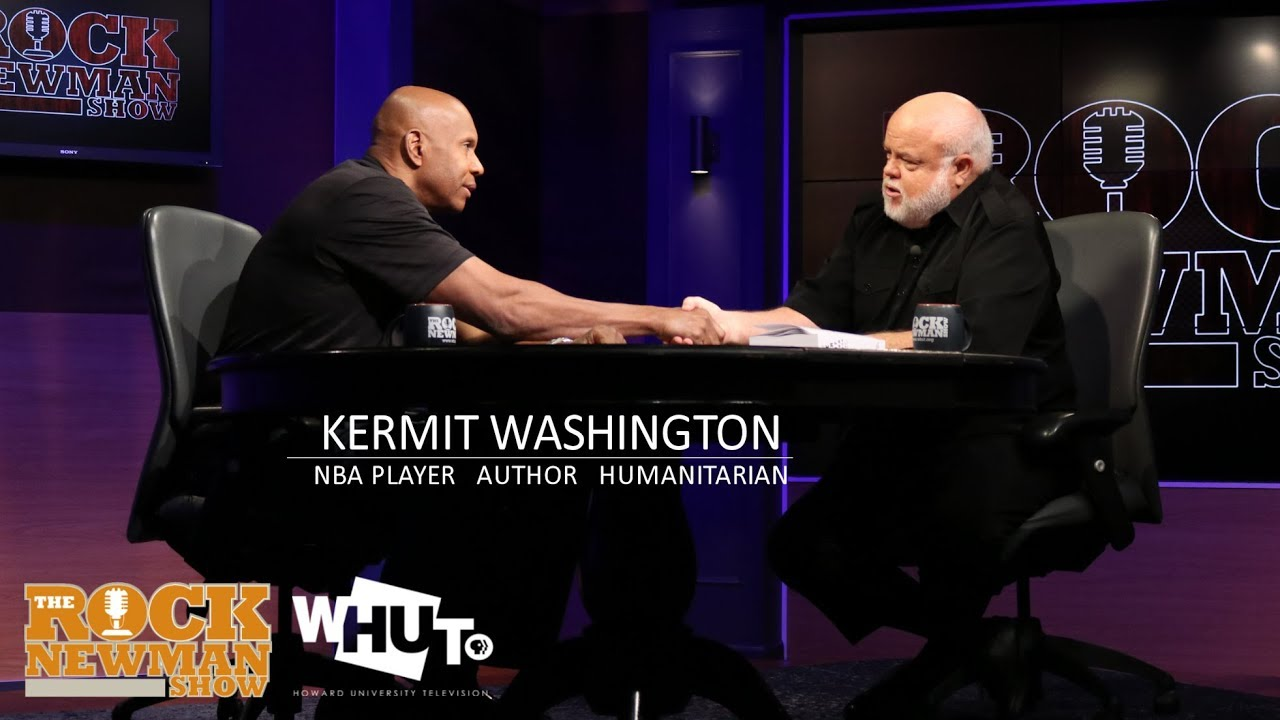 Kermit Washington on The Rock Newman Show