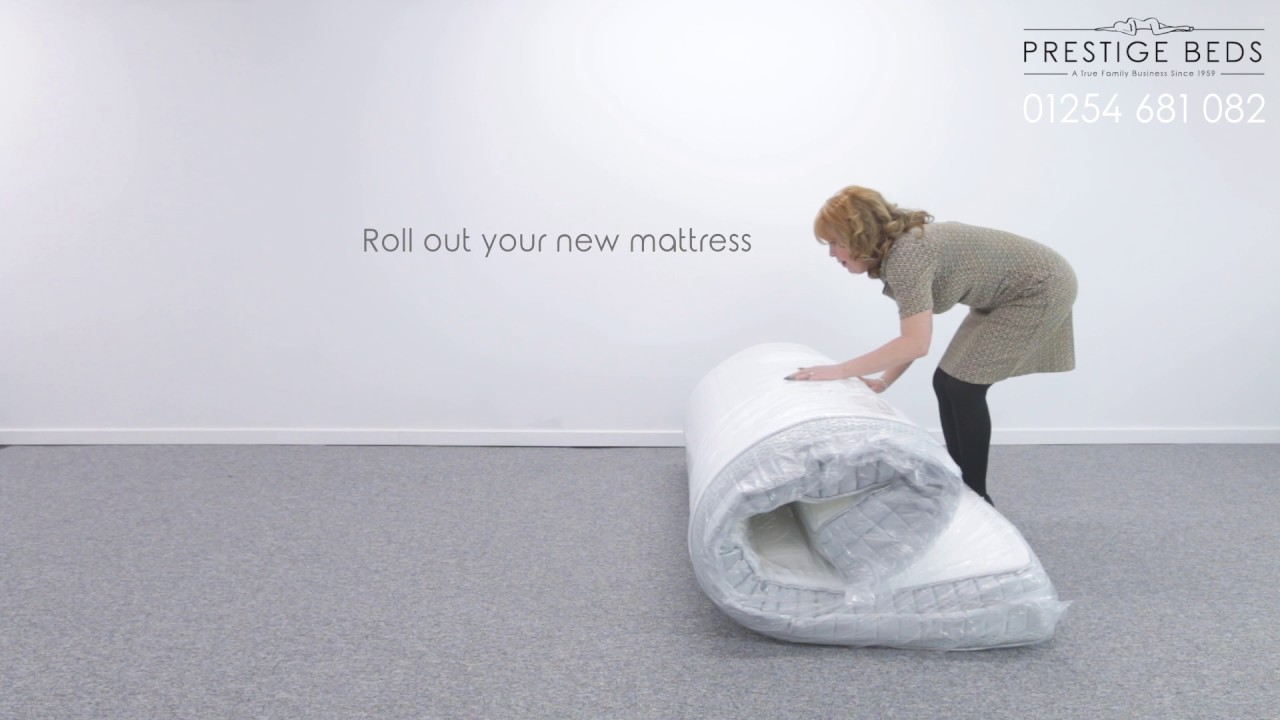 roll up gifts qwerkity gadgets large mattress image