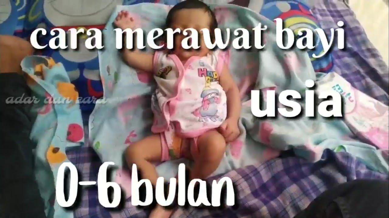 Cara Merawat Bayi 0 6 Bulan Zara Dan Adar Usia 10 Hari Youtube
