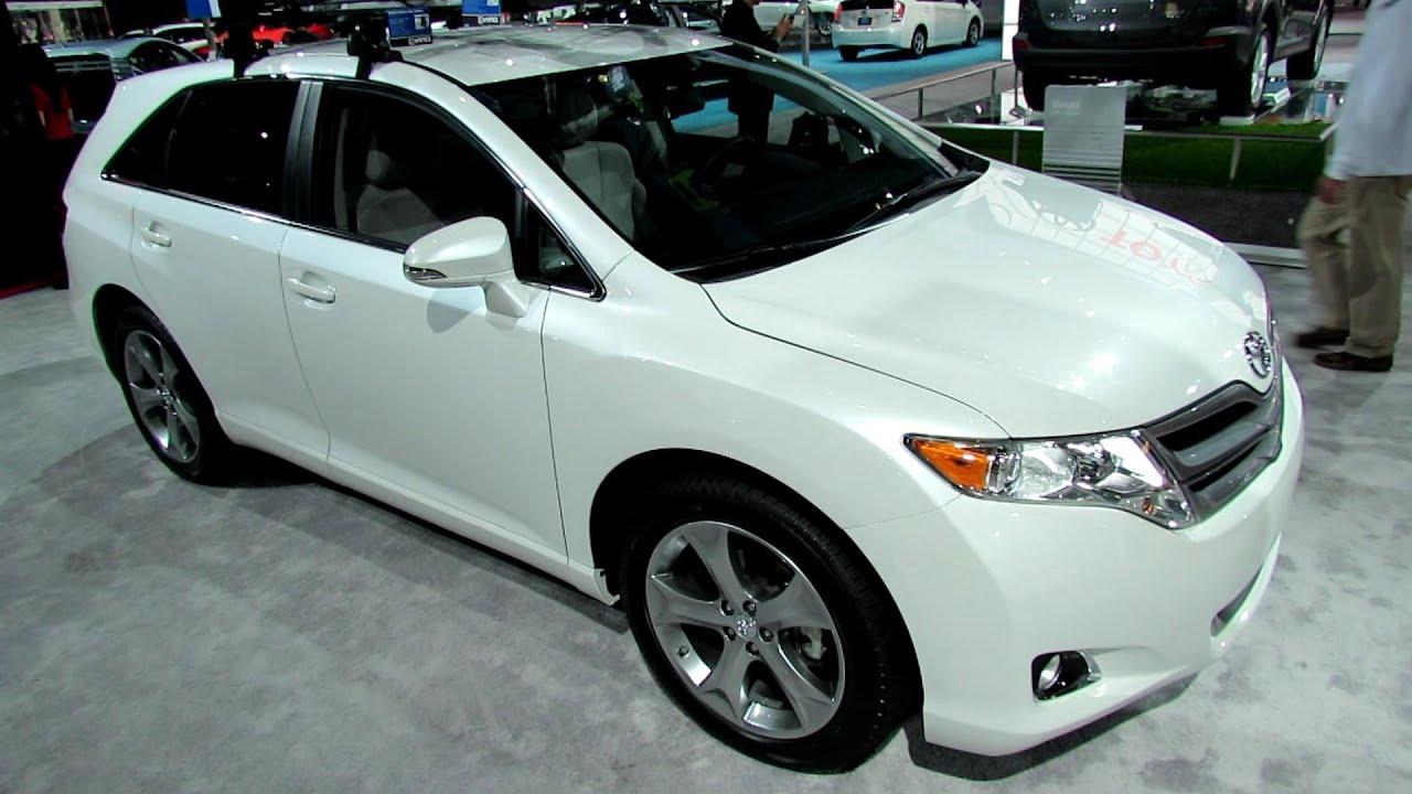 2013 Toyota Venza LE   Exterior And Interior Walkaround   2012 Los Angeles  Auto Show   YouTube