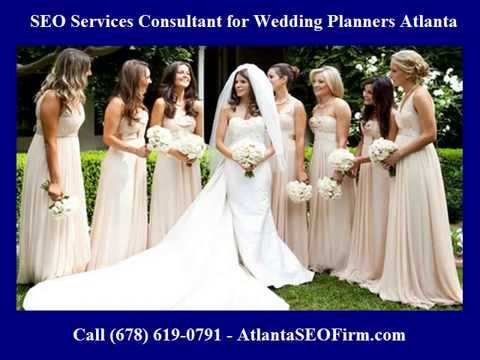 1 Seo Services Consultant For Wedding Planners In Atlanta Ga 678 619 0791
