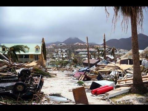OURAGAN IRMA MANIPULATION DES MEDIAS PRISONNIERS EVADES HARP CHANGEMENT DE CLIMAT ?!?!
