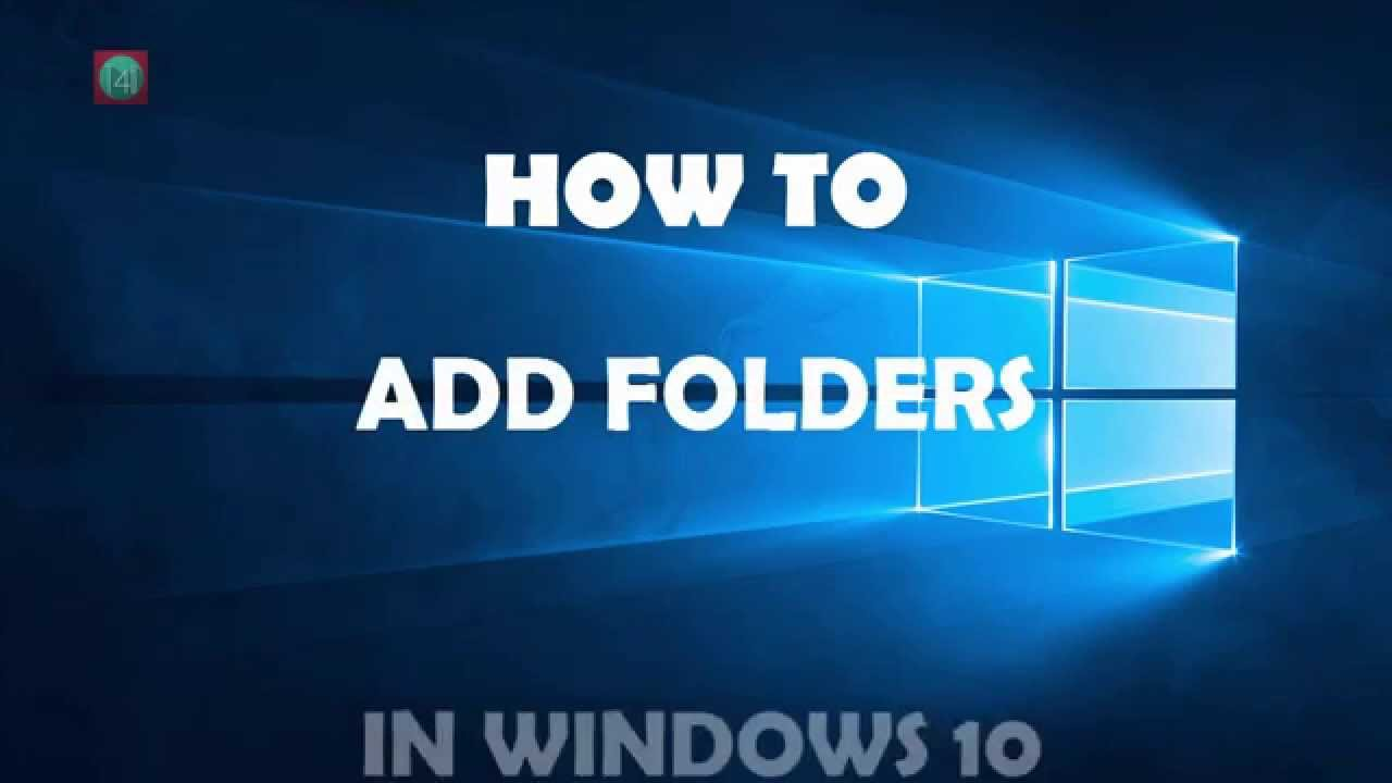 windows 10 how to add folder link in start menu