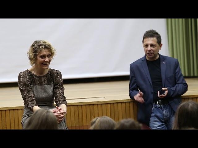 Майстер-клас Катерини Кістень