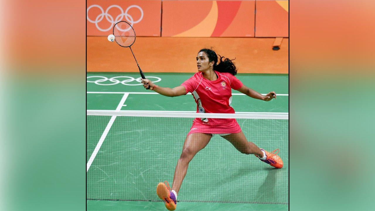 P V Sindhu vs Nozomi Okuhara semi finals match at Rio Olympics