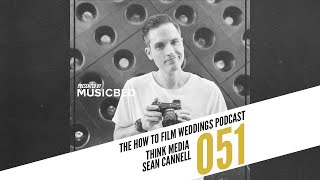 1.5 Million Subscribers on YouTube with Sean Cannell || How To Film Weddings Podcast 051