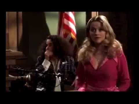 Best Movie Cross Examination 7  Legally Blonde