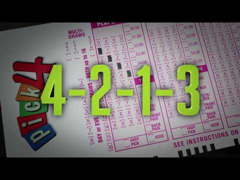 Md lottery results pick 4 past winning numbers by number
