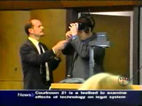 Tech TV Highlights VR Applications to Law