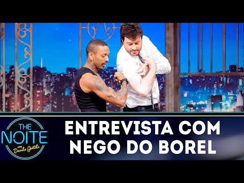 Entrevista com Nego do Borel | The Noite...