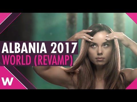 "REACTION: Albania's Lindita to sing ""World"" (revamp) at Eurovision 2017"