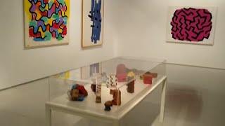 Arte y naturaleza en la obra de Agustín Ibarrola en la Sala Rekalde