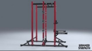 Hammer Strength HD Athletic Configuration Animation