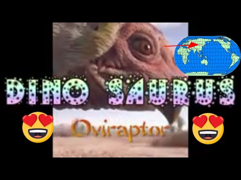 The Sound Effects of Oviraptor
