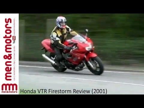 Honda VTR Firestorm Review (2001)